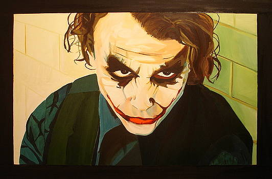 The Joker by Ignacio Soto