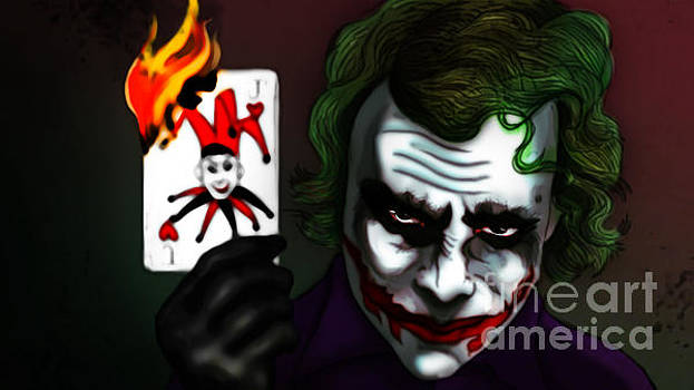 The Joker by Merida Winters