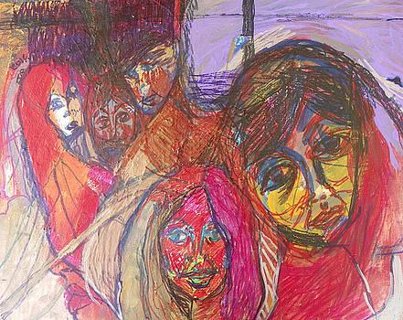 The Jones Family by Judith Redman