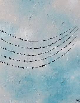 The Journey by Lisa Stevens