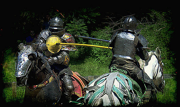 The Joust by Lori Seaman