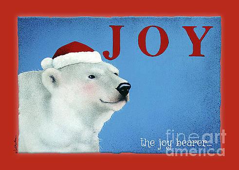 Will Bullas - the joy bearer...