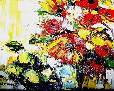 The Joyful Garden  by Maya Green