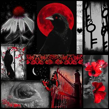 Gothicrow Images - The Key To Red