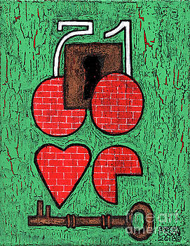 The Key To Your Heart by Genevieve Esson