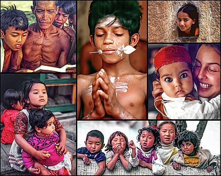 Steve Harrington - The Kids of India Collage 2
