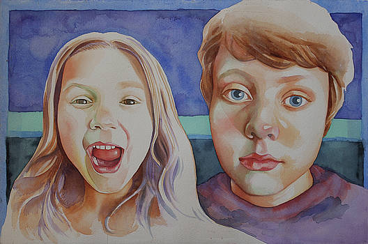 The Kids by Rodger Ferris
