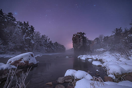 The King and Orion by Aaron J Groen