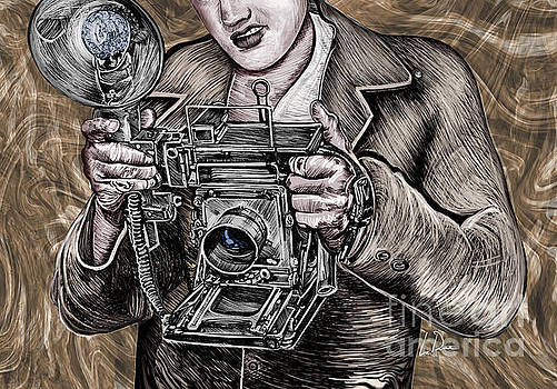 The King of Cameras by Doug LaRue