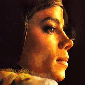 The King of Pop by Antonella Torquati