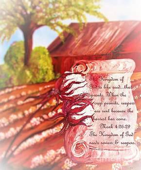 The Kingdom of God by Eloise Schneider