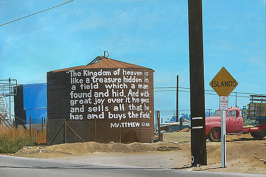 The Kingdom of Heaven by Michael Ward