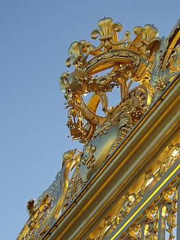 The King's Gate, Versailles by John Tschirch