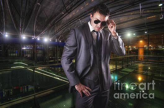 Yhun Suarez - The Kingsman