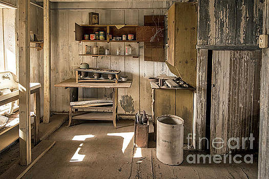 The Kitchen of Vulture City by Jim Chamberlain