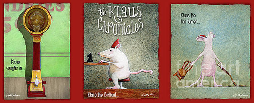 Will Bullas - The Klaus Chronicles...