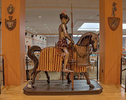 Mark Dodd - The Knight on Horseback