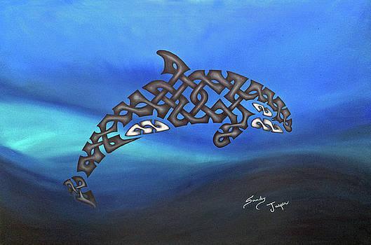 The Knotty Orca by Sandy Jasper