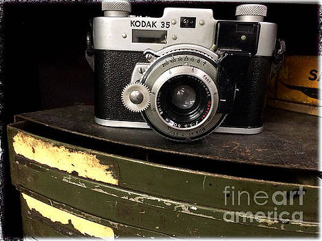 The Kodak 35 by Steven Digman