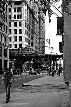 The L Chicago by Miranda  Miranda