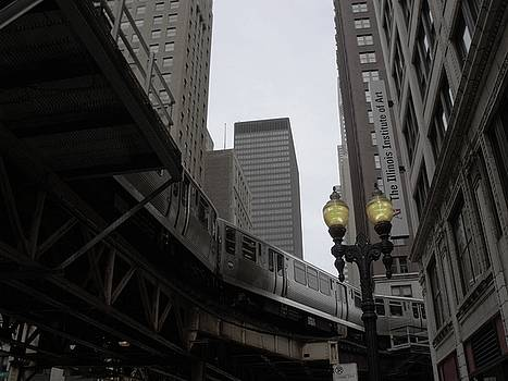 The L Train by Anna Villarreal Garbis