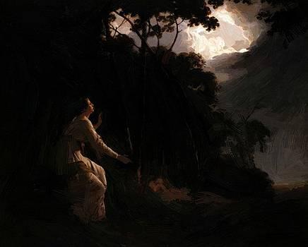 Wright Joseph - The Lady In Milton Comus