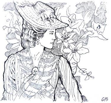 the Lady by Marta Gawronska