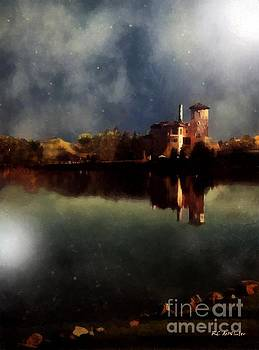 The Lake and the Sky by RC deWinter