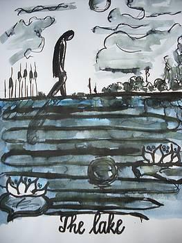 The Lake by Elena Buftea