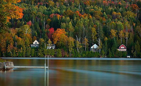 The Lake House by Matt Shiffler