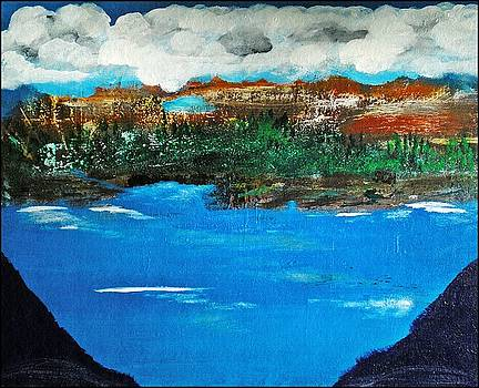 The Lake by Scott Haley