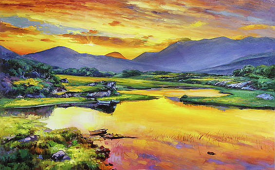 The Lakes of Kilarney by Conor McGuire