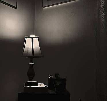 The Lamp Shade. by Itai Minovitz