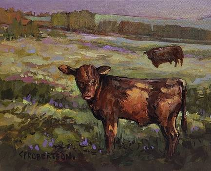 The Langley Bull and Babe by Catherine Robertson