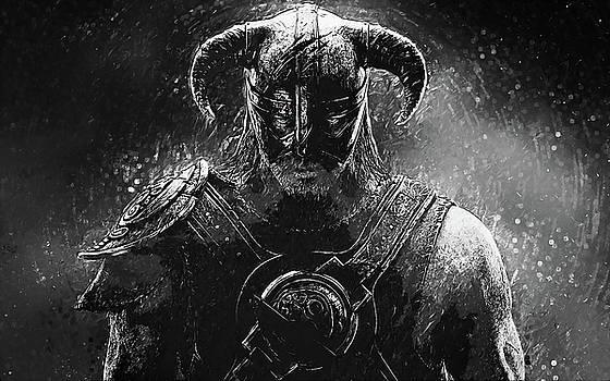 The Last Dragonborn - Skyrim by Taylan Apukovska