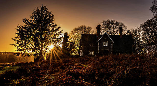The Last Glow by Nick Bywater