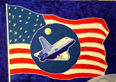 Bill Hubbard - The Last Space Shuttle