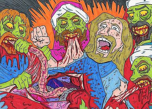 The Last Supper by Anthony Snyder