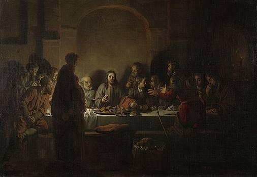 The Last Supper by Gerbrand van den Eeckhout