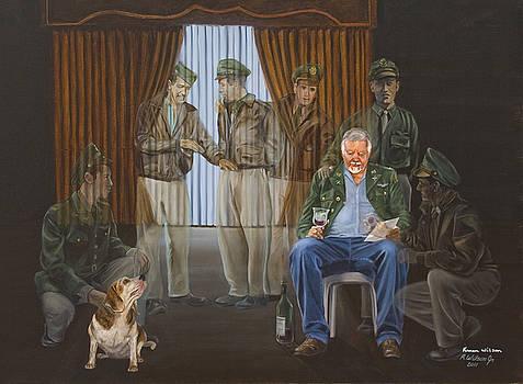 The Last Survivor by Karen Wilson