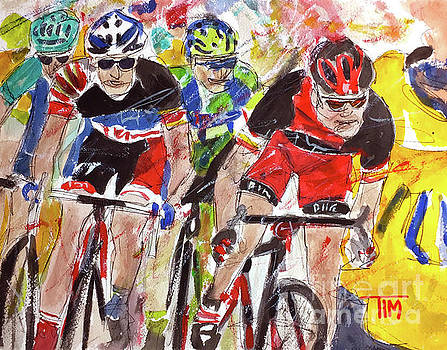 The Lead Out by Tim Ross