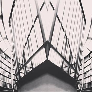The Library #sadotart #picoftheday by Sadot White