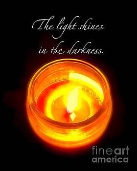 The light shines by Wonju Hulse
