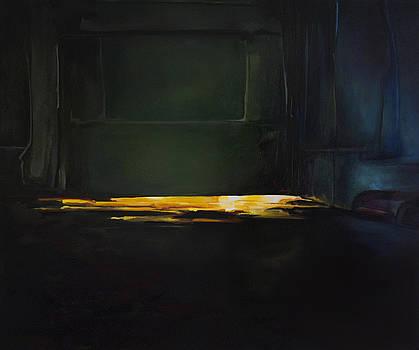 The Light Under The Door by Benjamin Roberts