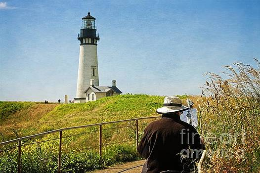The Lighthouse by Craig Leaper
