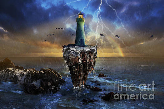 The Lighthouse by Eleanor Caputo