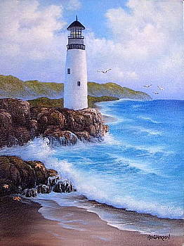 The Lighthouse by Francine Henderson