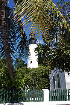 Susanne Van Hulst - The Lighthouse in Key West II