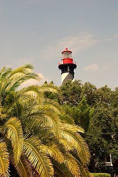 Susanne Van Hulst - The Lighthouse in Saint Augusrtine FL