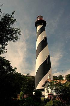 Susanne Van Hulst - The Lighthouse in St.Augustin FL